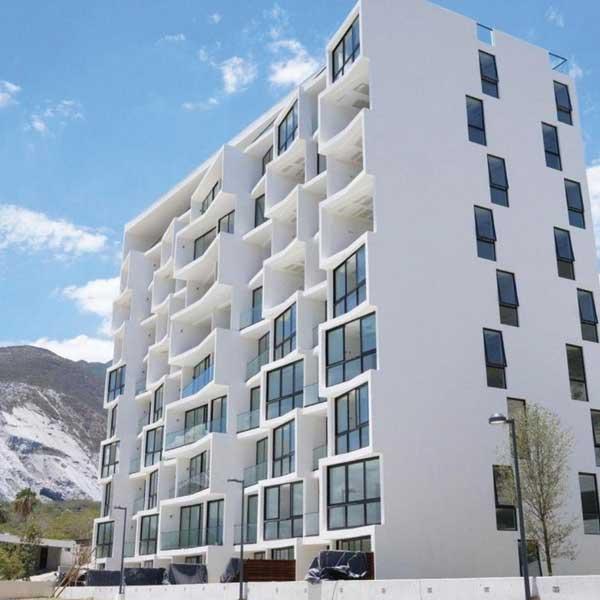 etherea sky residence Monterrey