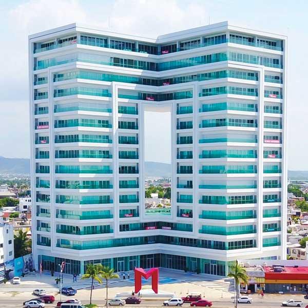torre eme Mazatlán